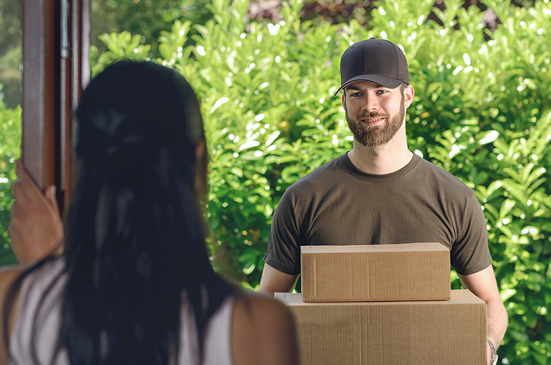 in home wait service for deliveries and appointments